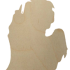 Wooden Michigan Cut Out