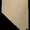 Nevada State Wood Cutout