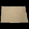 North Dakota Wood Cutout