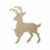 Wooden Reindeer Cutout