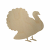 Wooden Turkey Cutout