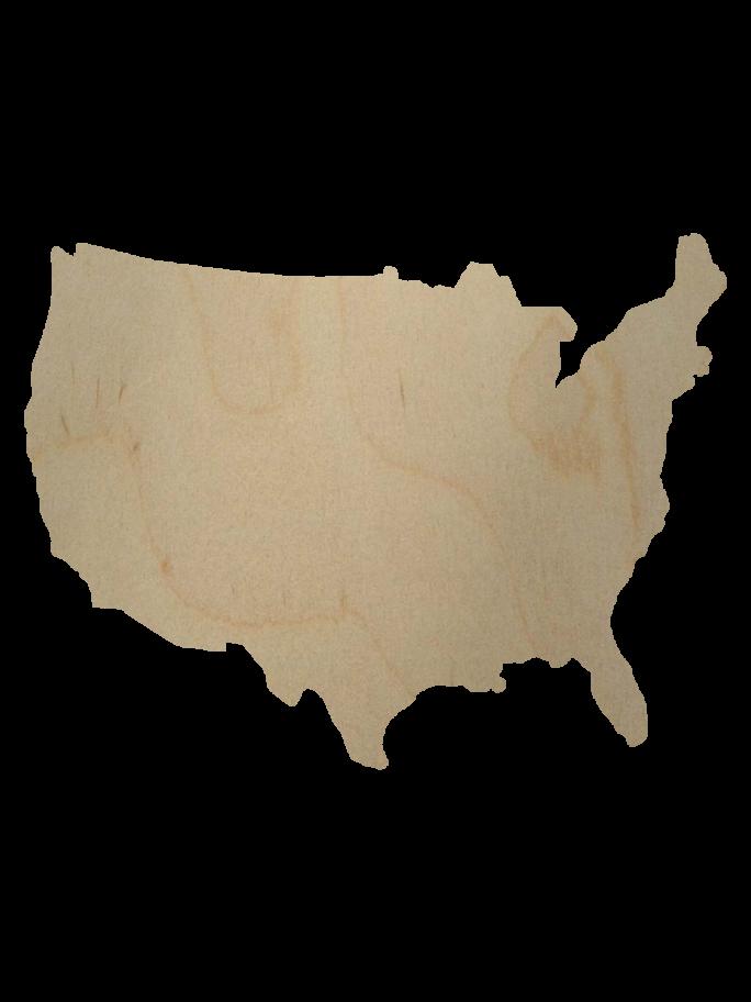 Bulk Wooden Cutouts