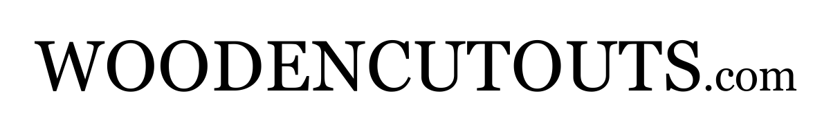 WoodenCutouts.com